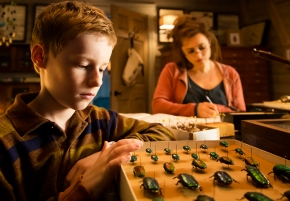 The Young and Prodigious T.S. Spivet (2014)★★